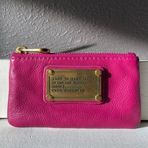 Authentic Marc by Marc Jacobs Leather Wallet Purse